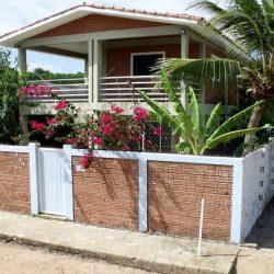 Aluguel para Temporada Casa 7 Qrts mobiliada na praia Seixas PB