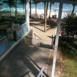 entrada praia