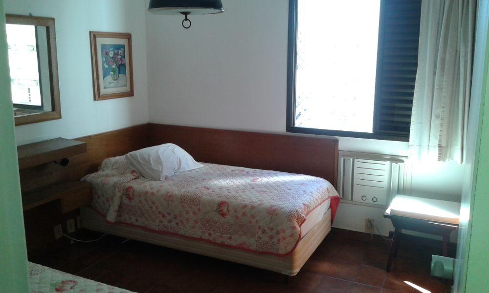 Quarto 2 camas solteiro